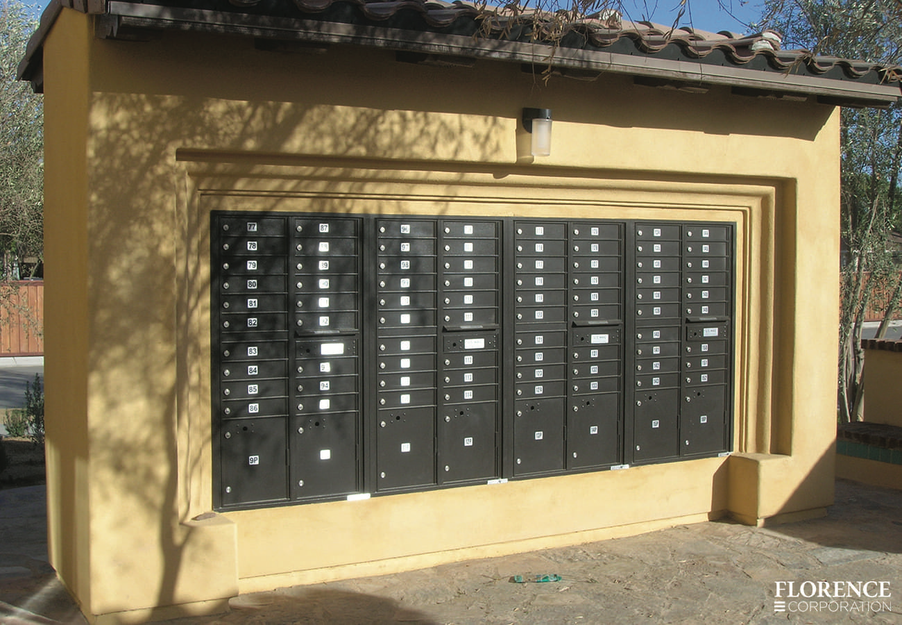 centralized 4B+ mailboxes
