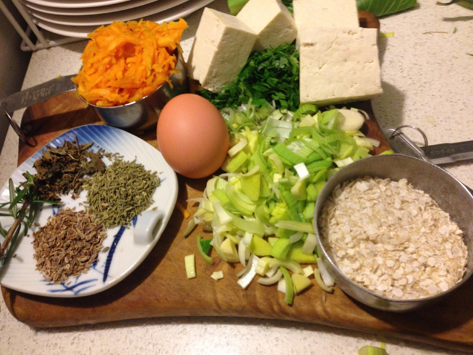 Organic Tofu Vege Balls