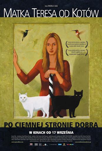 Polski plakat filmu 'Matka Teresa Od Kotów'