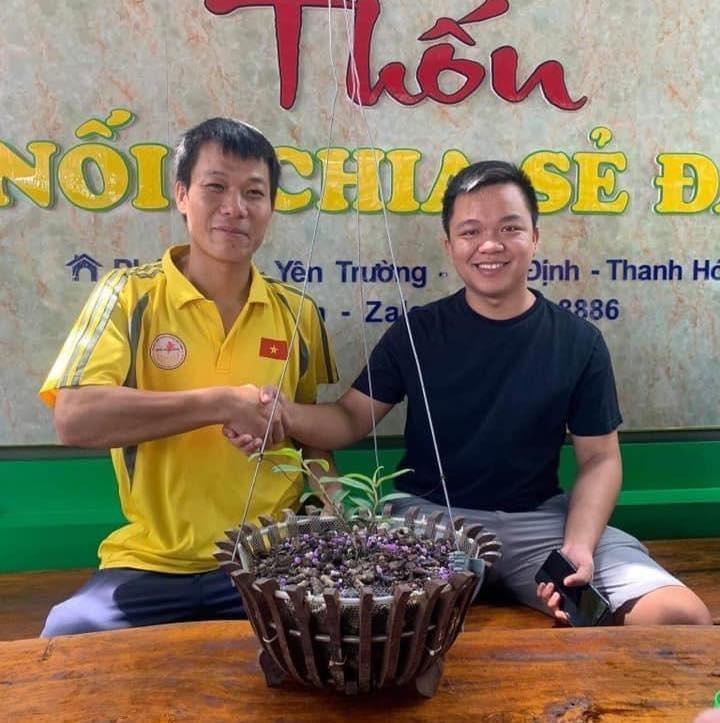 Nghệ nhân Nguyễn Đức Đại và hành trình vươn tới thành công nhờ kinh doanh lan đột biến - Ảnh 1