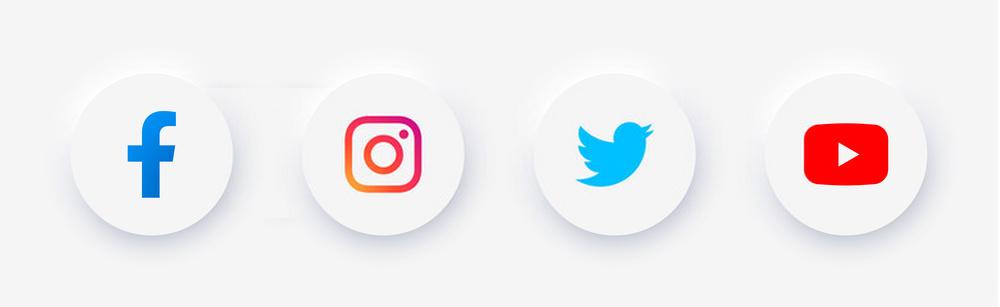 Akun sosial media untuk sidebar WordPress milikmu