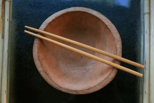 Bowls & Chopsticks: These will help you make some money.