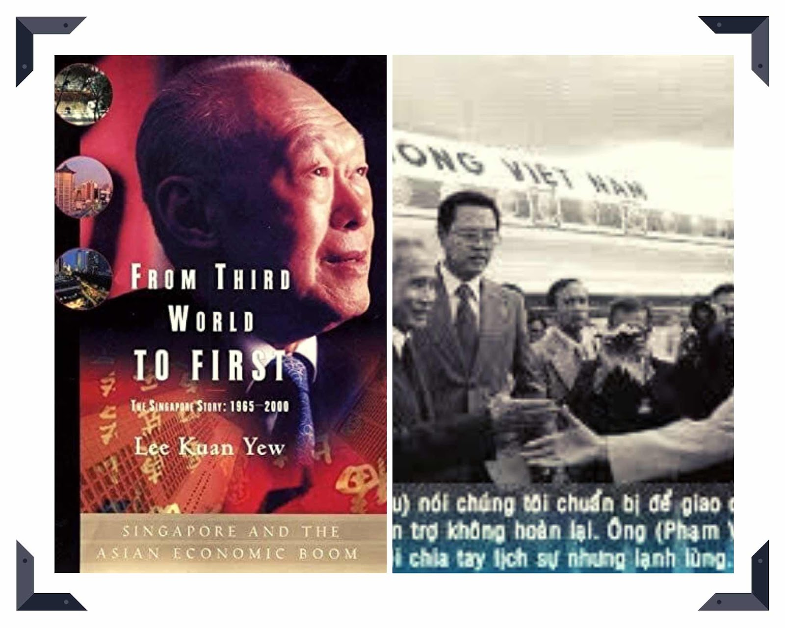 Giới lãnh đạo Việt Nam sau 1975 qua cái nhìn của Lý Quang Diệu
