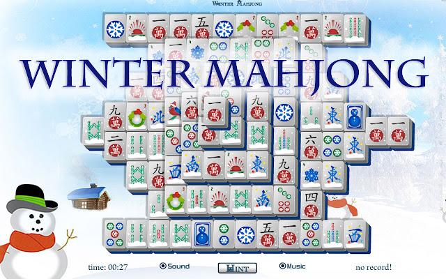 Wintermahjong