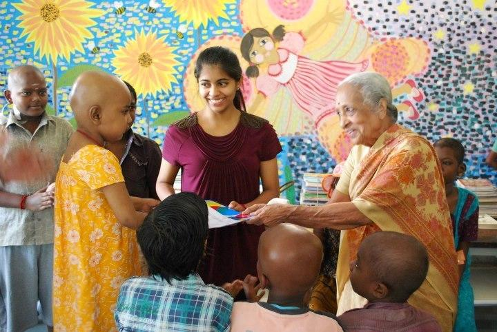 How Dr. Shanta, Grand Niece Of CV Raman, Is Making Cancer Care More  Affordable In India - The Better India