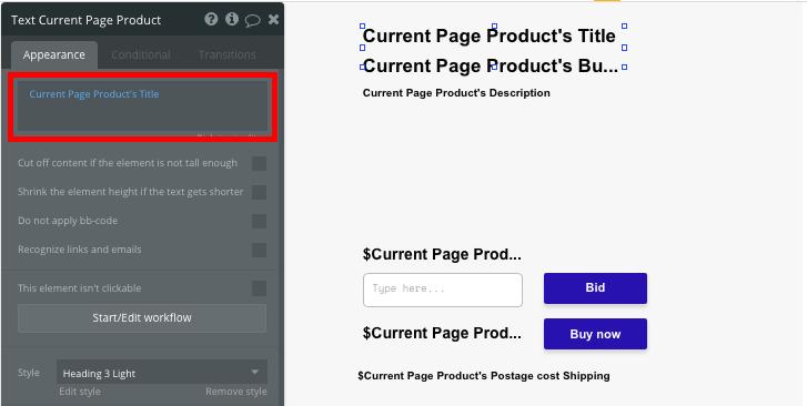 Bubble No Code Ebay Clone Walkthrough Tutorial