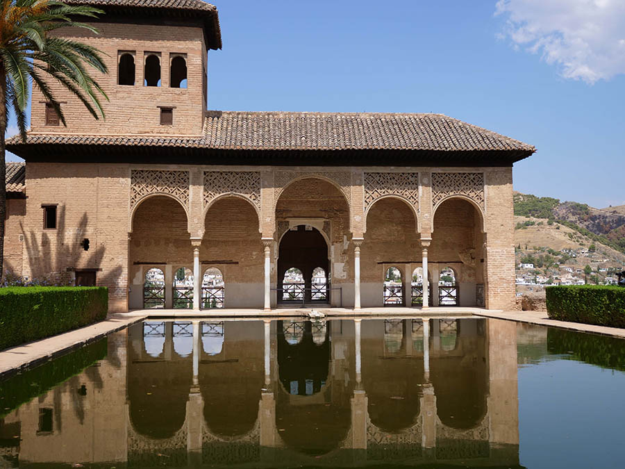 The Palaces at The Alhambra
