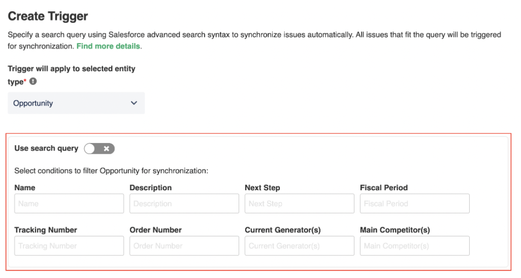 create triggers in salesforce github integration