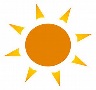 Image result for sun logo