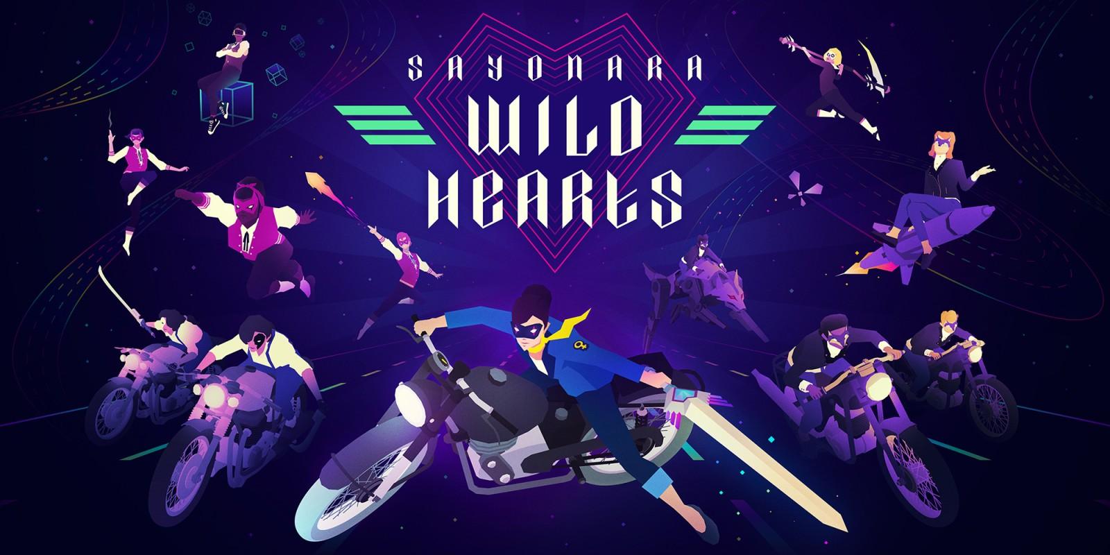 Image result for sayonara wild hearts