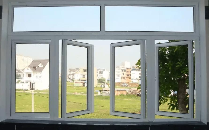 Cửa sổ nhôm kính đẹp bán chạy trên thị trường hiện nay