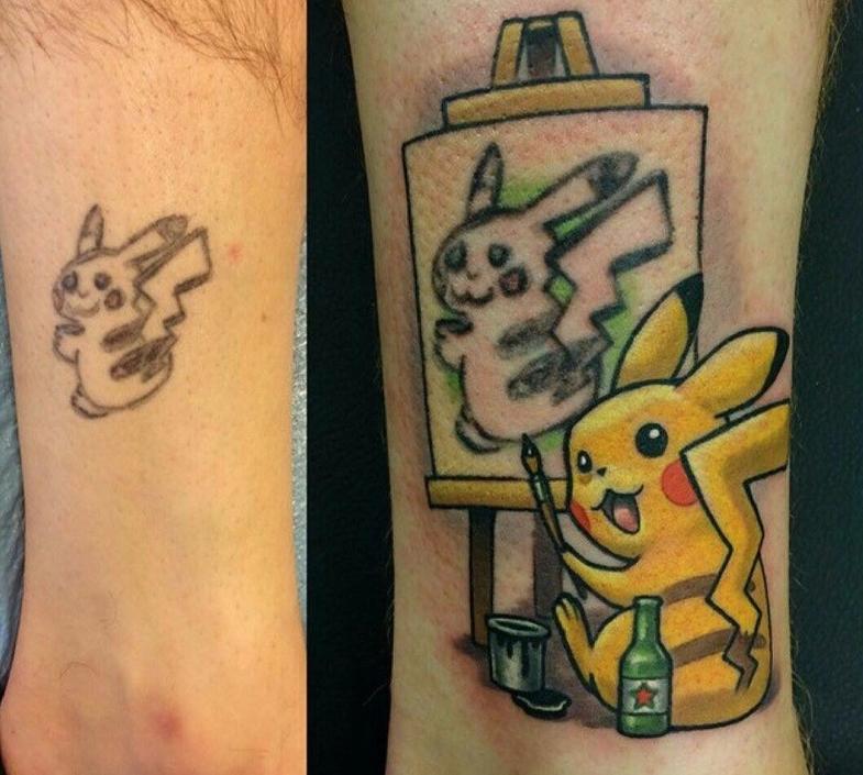 Jak Zakryć Tatuaż