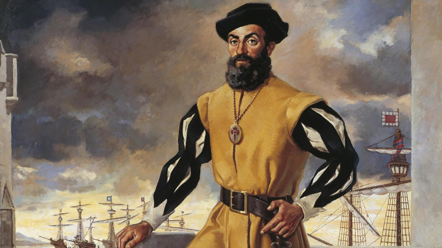 Ferdinand Magellan Reaches the Pacific - HISTORY