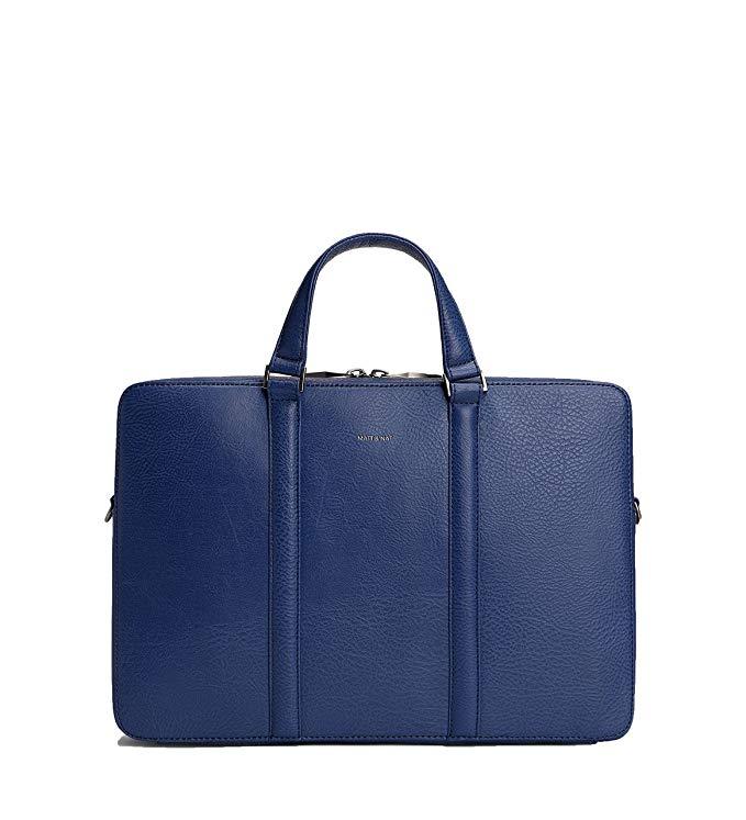 Matt & Nat Harman Dwell Briefcase, Royal