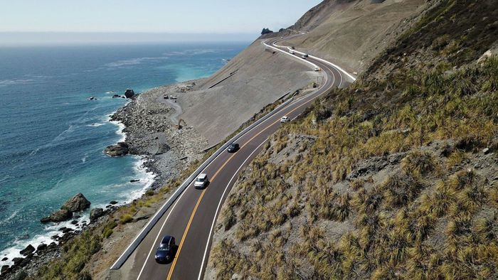 Big Sur Take a drive on Highway One