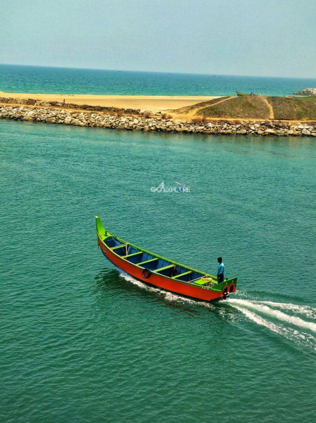 Varkala, Kerala - Solo Travel in India