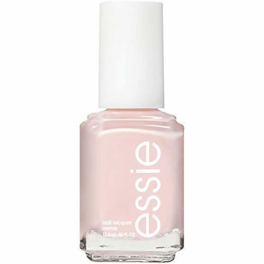 ballet slippers, nail polish, pink