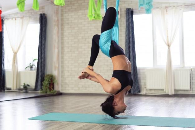 aerial yoga benefits