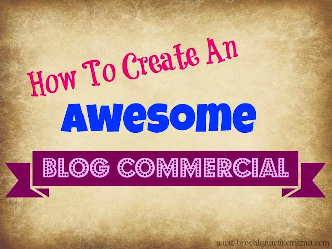 How To Make a Blog Commercial