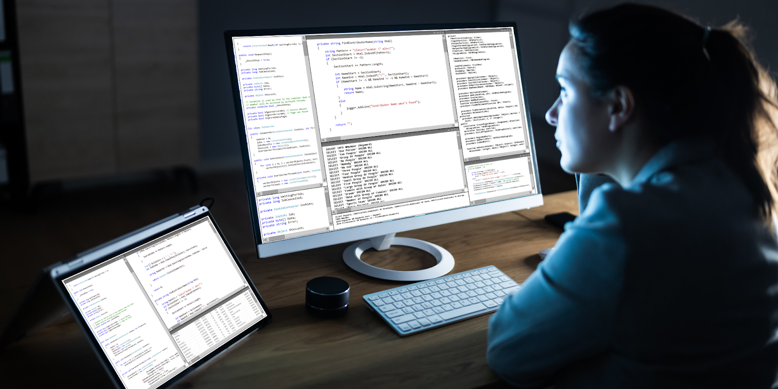 Coding Is a Subset of Programming