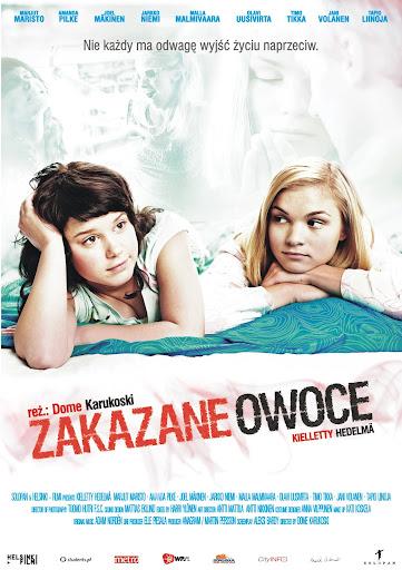 Polski plakat filmu 'Zakazane Owoce'
