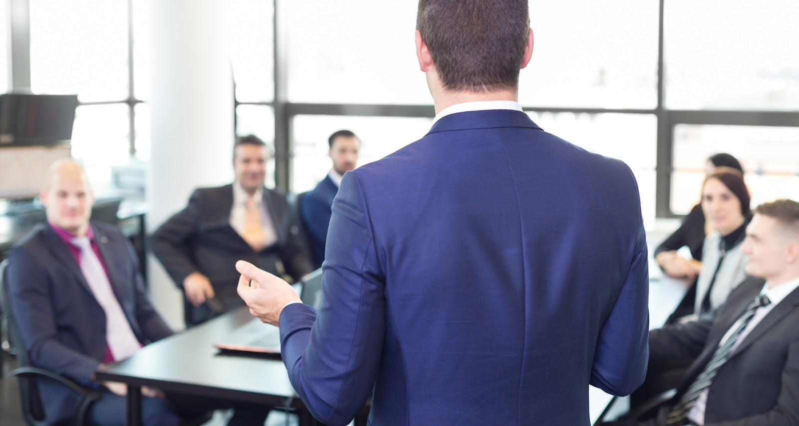 презентация для инвесторов