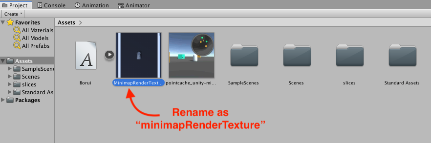 How To Make Mini Map Using Render Texture