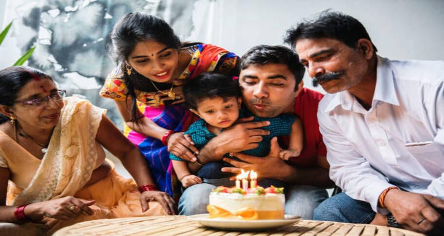 kid's birthday can be even more special with your presence