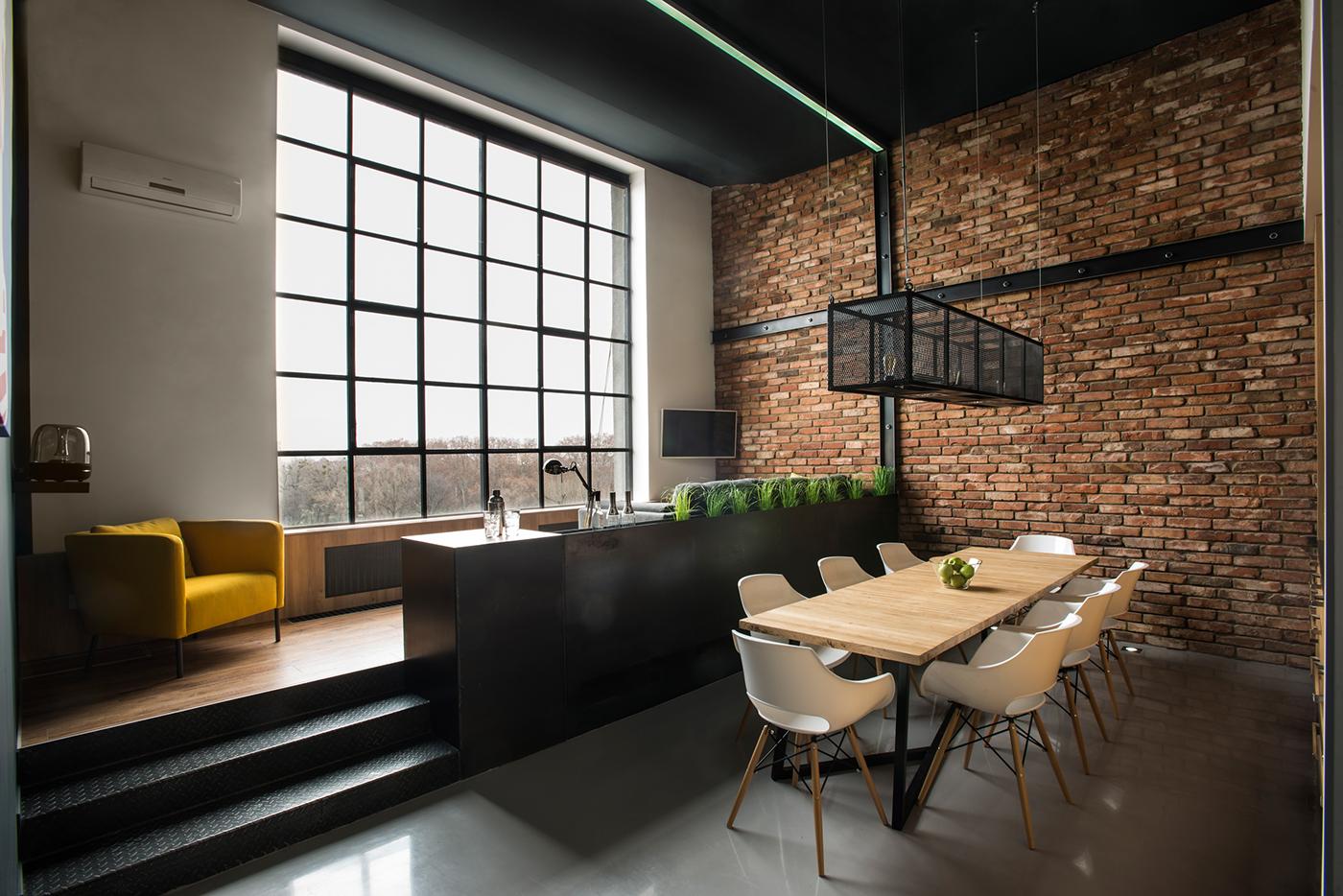 Loft Interior Design Loft Apartment Design Ideas A K Studio