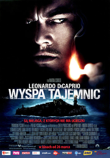 Przód ulotki filmu 'Wyspa Tajemnic'