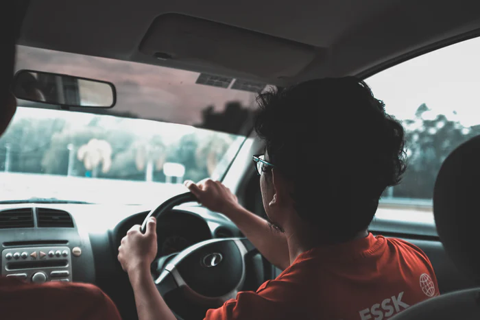 How to not be nervous for the first driving lesson?