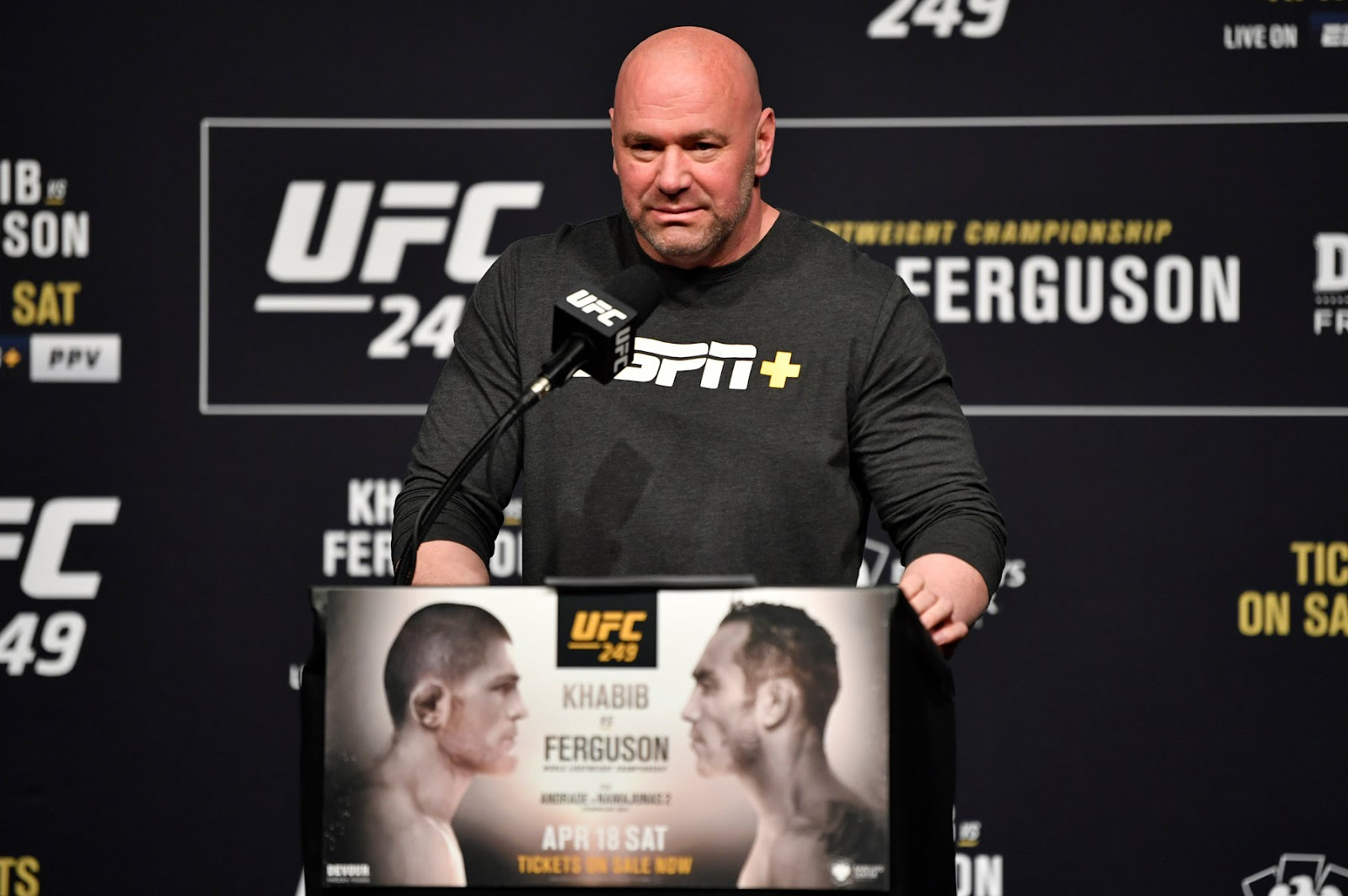 How Dana White Unexpectedly Brought U.F.C. Back in a Pandemic - The New  York Times