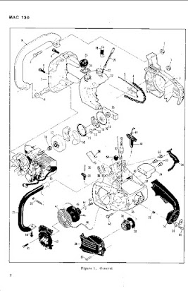 mcculloch power mac 310 manual download
