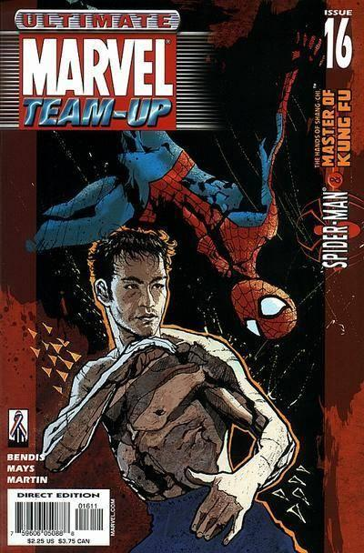 Ultimate Marvel Team-Up #16 - Spider-Man & Shang-Chi, Master of Kung Fu!  Part Two of Two (Issue)