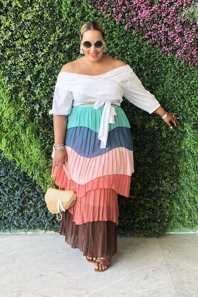 Plus-size fashion: best ideas for trendy outfits 2020 33