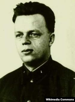 Павло Мешик (1910–1953) – радянський військовий і політичний діяч. Народний комісар державної безпеки УРСР (1941), міністр внутрішніх справ УРСР (1953)