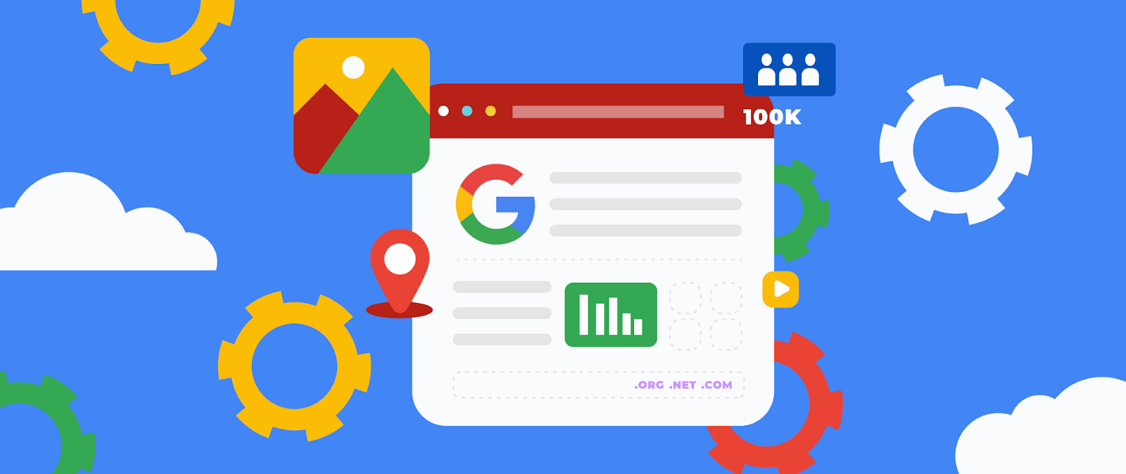 Top 5 latest Google Update related SEO Ranking