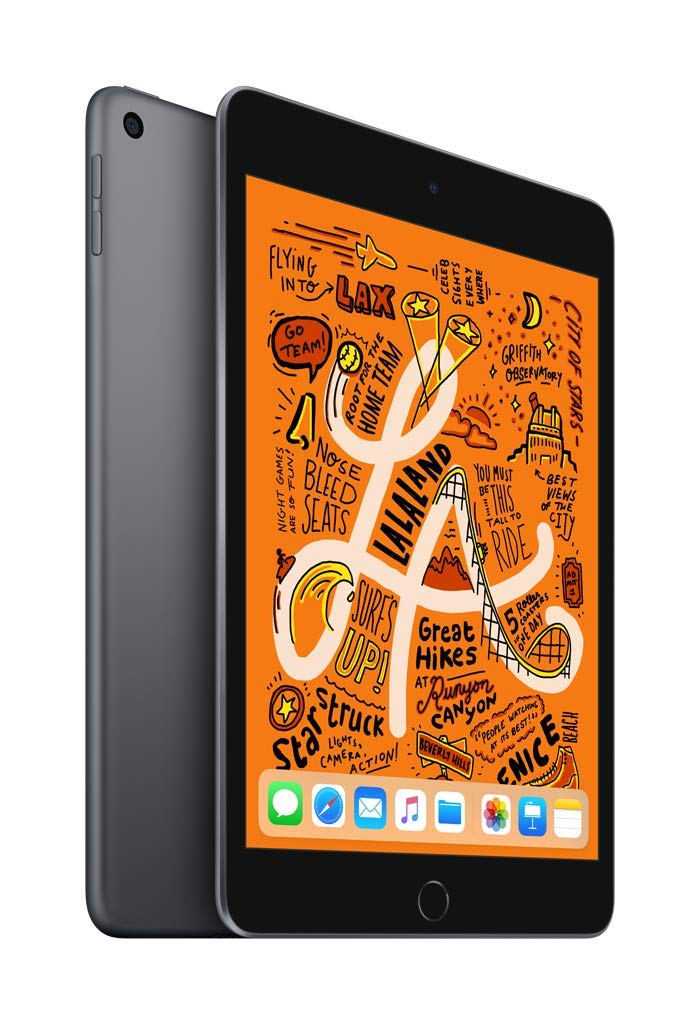image of Apple tablet