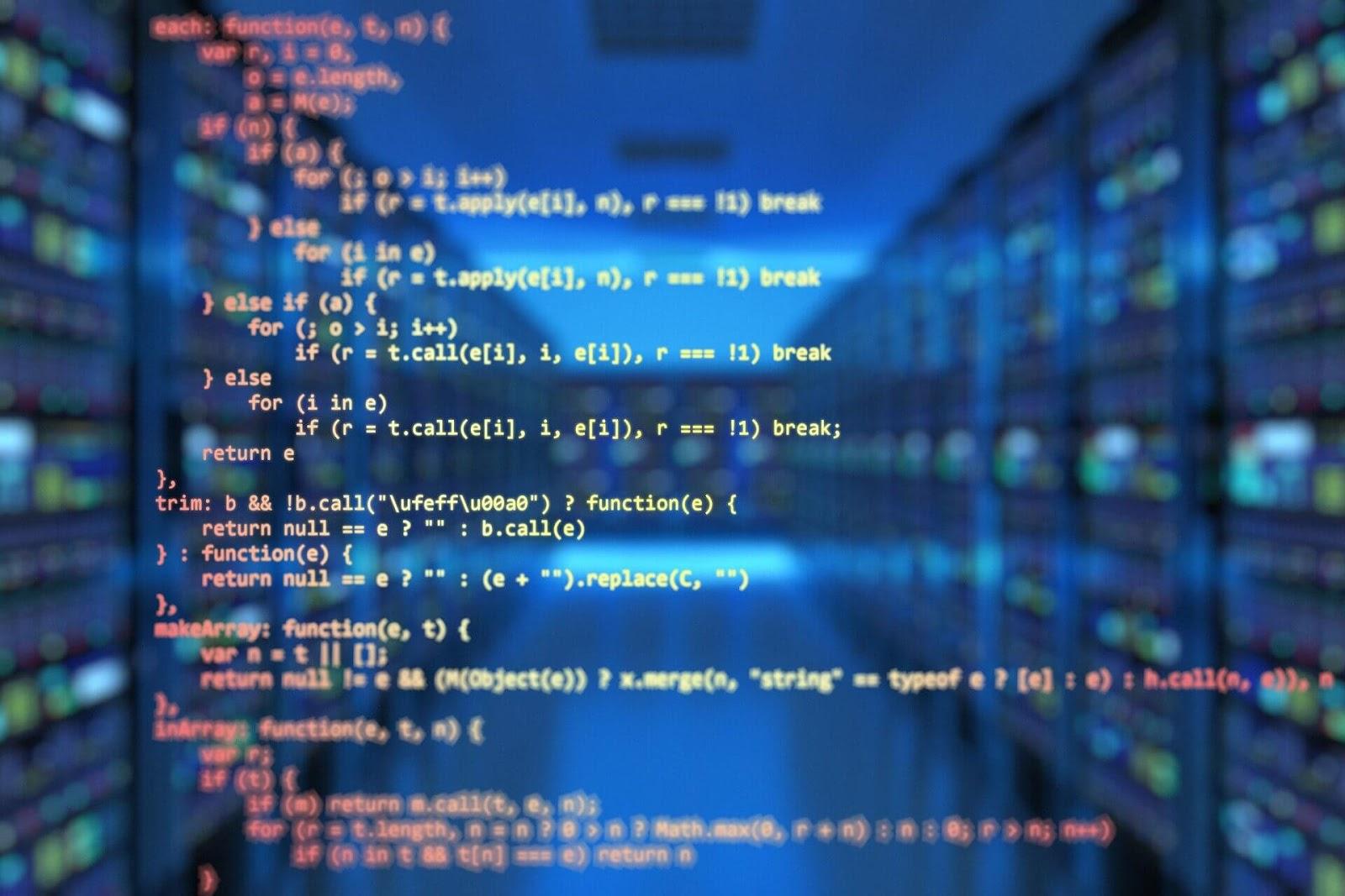 近未来的なコード