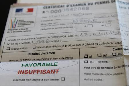 Le permis de conduire quelle gal re the afropolite - Reussir son permis de conduire du premier coup ...