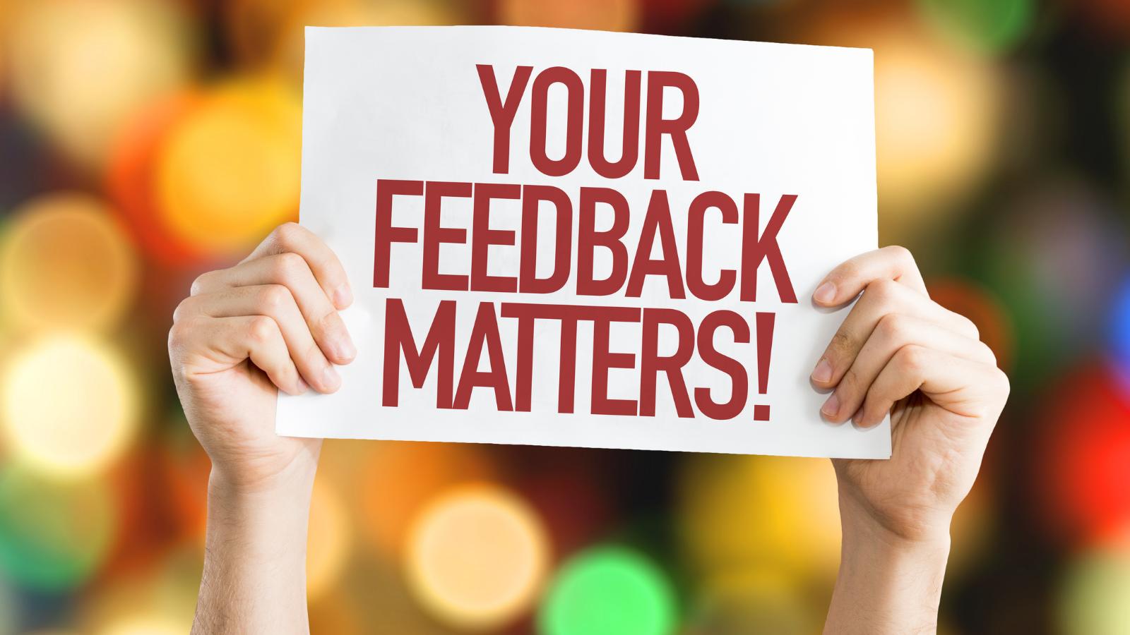 feedback, comments, digital marketing
