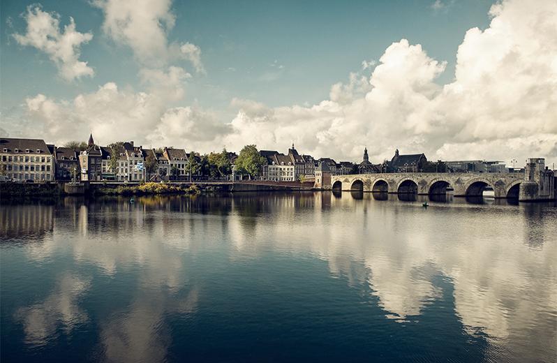 Топ-6 місць Європи для подорожей у 2020  Маастріхт, Нідерланди