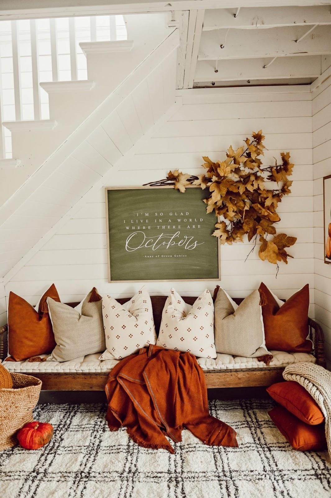 Autumn Season Wall Decor Ideas