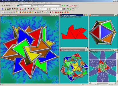 Net Polyhedrons