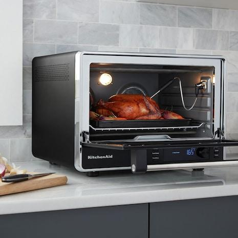 KitchenAid® Dual Convection Oven - Convection Ovens - Toasters ...