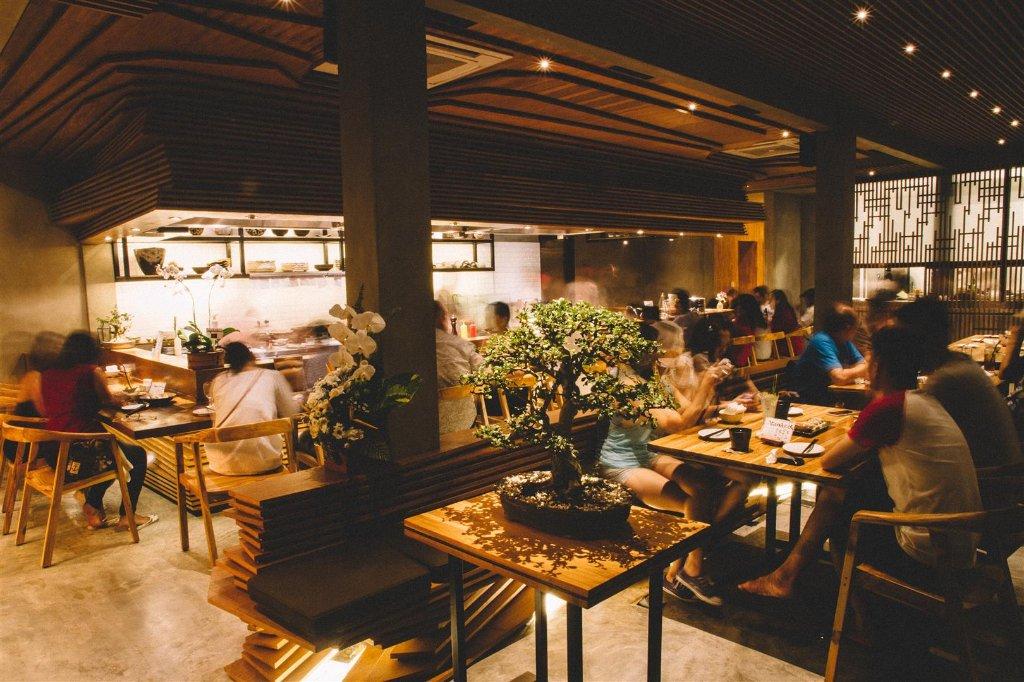 Rayjin Teppanyaki & Dining Bar - sake bar bali