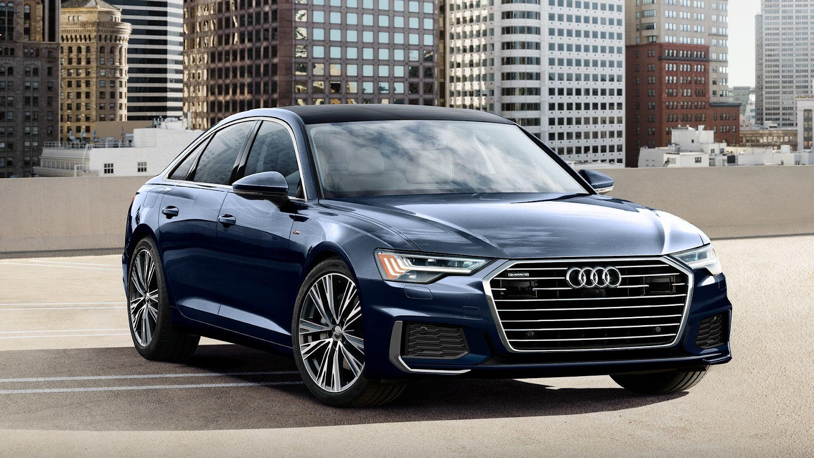 2021 Audi A6 Review, Pricing, and Specscaranddriver