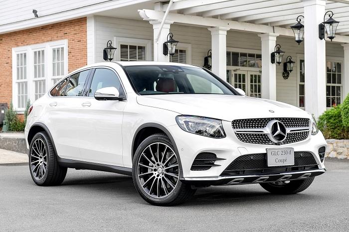 Mercedes-Benz GLC 250 d 4MATIC Coupé ปี 2019 ลดราคาไป 550,000 บาท