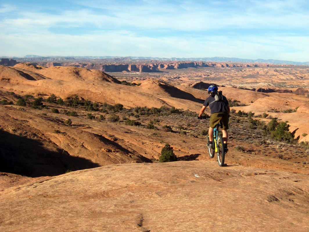 Amasa Back Trail Moab