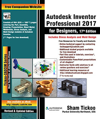 K603 Book] Download PDF Autodesk Inventor Professional 2017